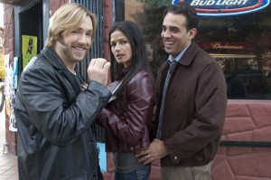 "Ron Heldard, Jill Hennessy and Bobby Cannavale in ""Roadie"". Photo: image.net"