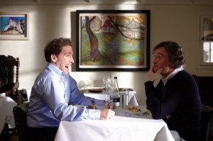 "Michael Winterbottom's ""The Trip"" with Steve Coogan and Rob Brydon"
